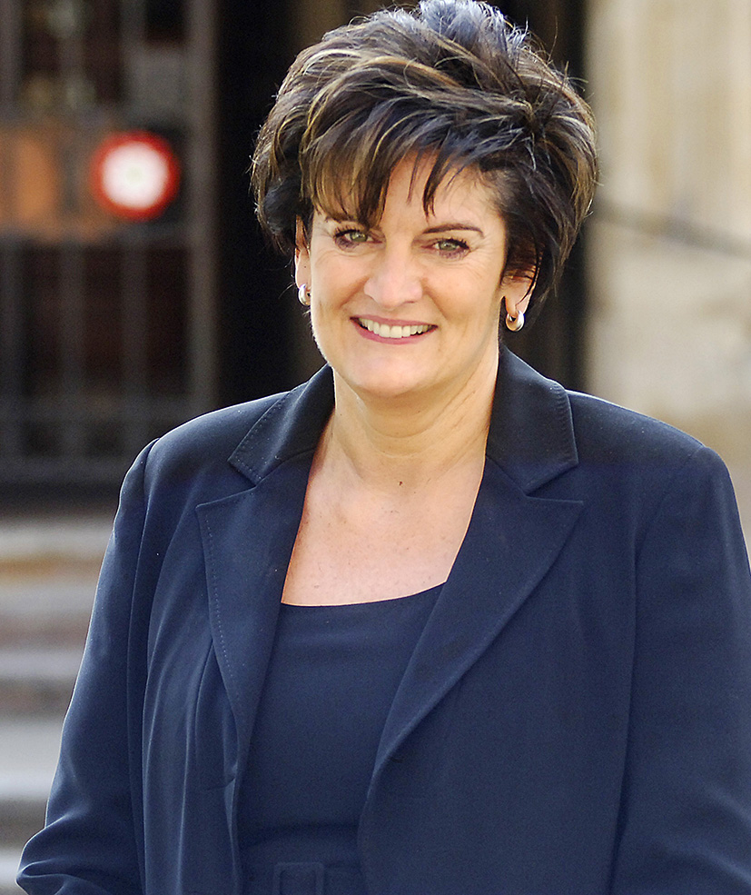 Alison Foster QC