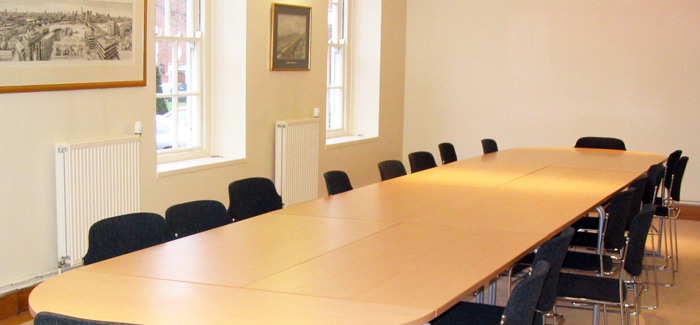 The Seminar Room - Boardroom Style